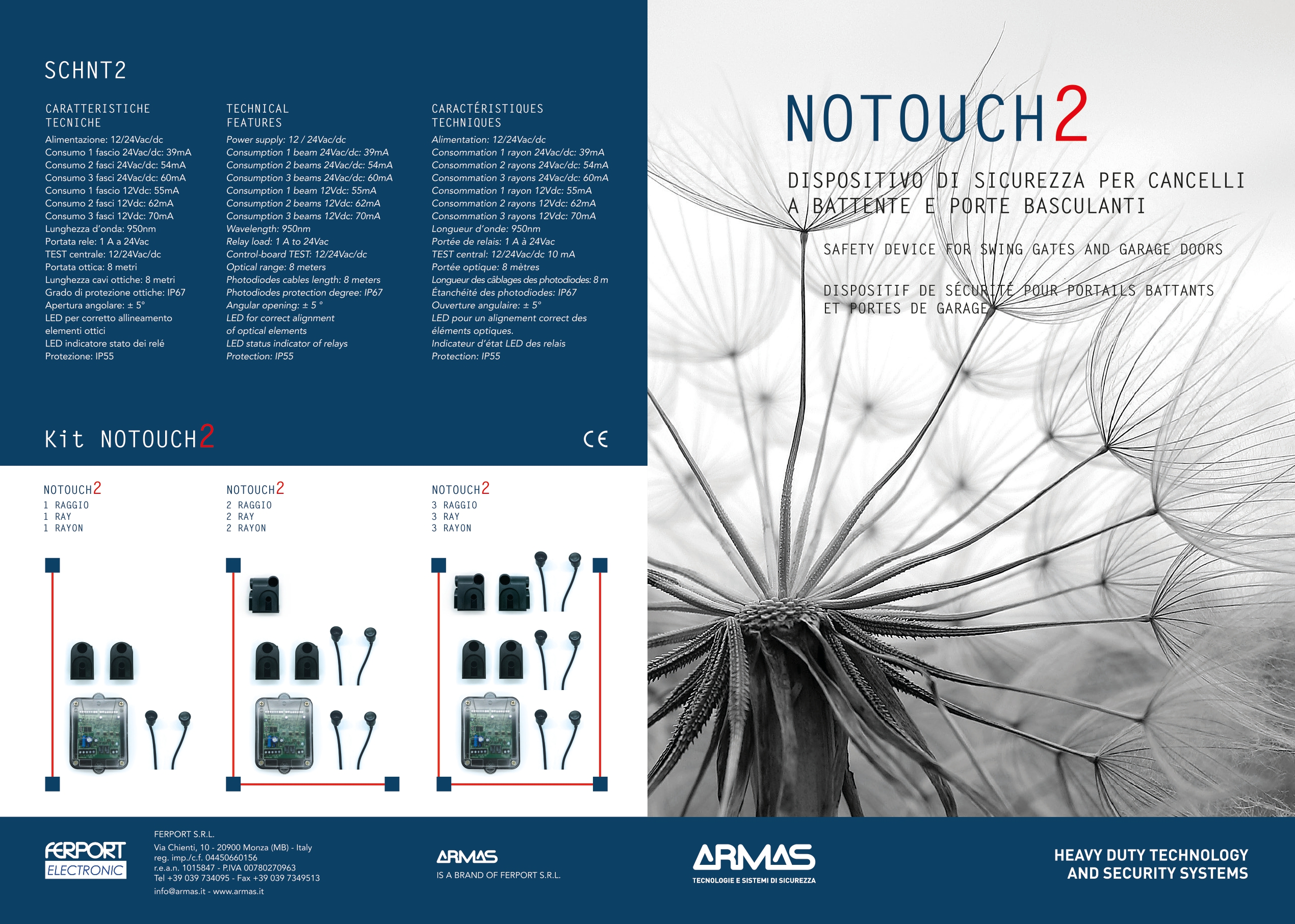no touch 2