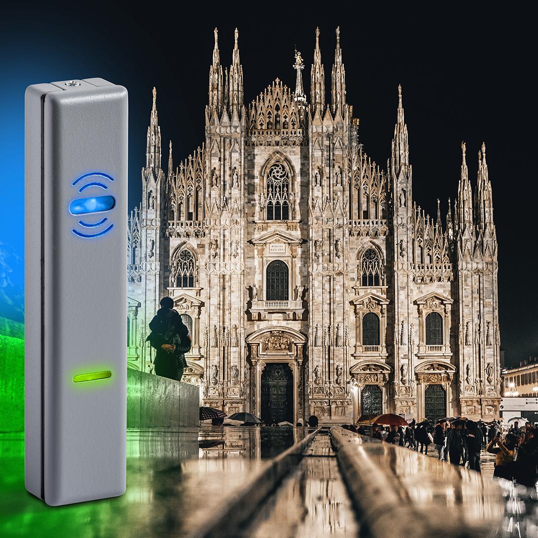 ProxyTouch M e Duomo di Milano